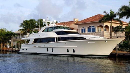 2008 Cheoy Lee Motor Yacht