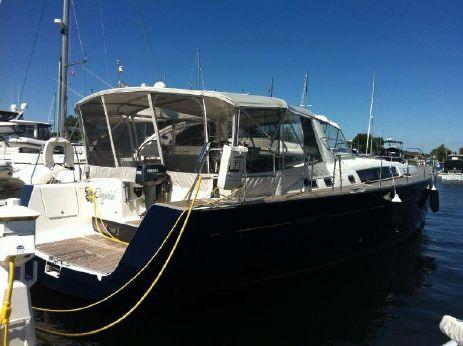 2011 Beneteau Oceanis 58-FRESH WATER