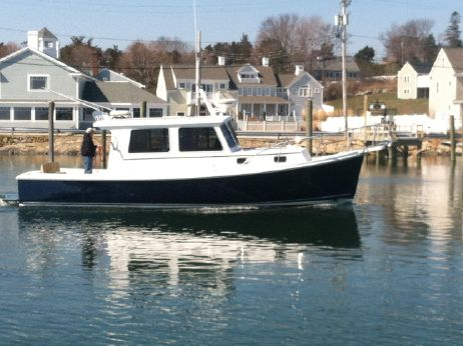 2008 Duffy Atlantic Boat
