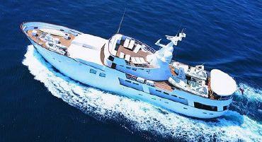 1970 Maritima De Axpe Motor Yacht Full Displacement