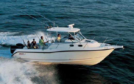 2010 Boston Whaler 305 Conquest