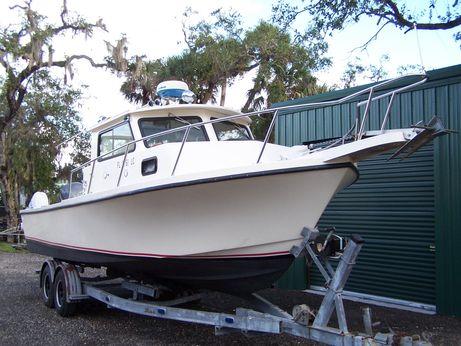 1990 Parker 2820 XL Sport Cabin