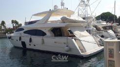 2008 Ferretti Yachts 780