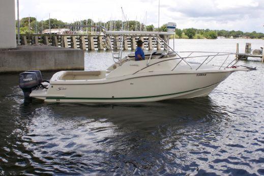 2000 Scout Boats 260 Cabrio