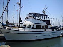 1979 chb 41 tricabin trawler