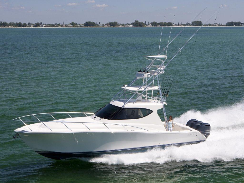 2019 Jupiter 41 Ex Sb Power Boat For Sale Www Yachtworld Com