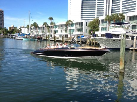 2015 Chris Craft Corsair 28