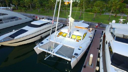 Catamaran For Sale Unfinished Project | Free Boat Plans TOP