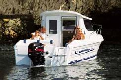 2003 Quicksilver 650 Weekend