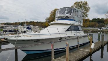 1989 Wellcraft 3700 Cozumel