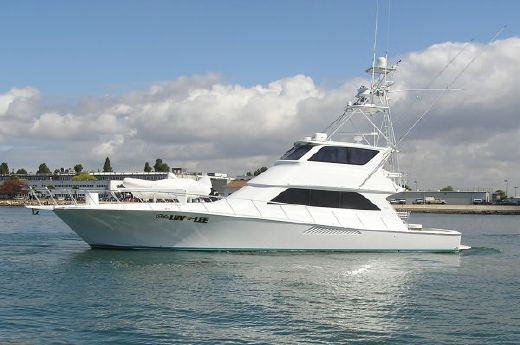 2000 Viking Enclosed Flybridge