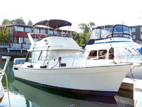 1981 Bayliner 3270 Explorer Flybridge