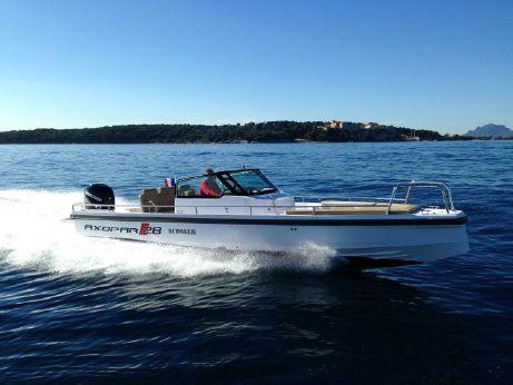 2015 Axopar Boats 28 Open