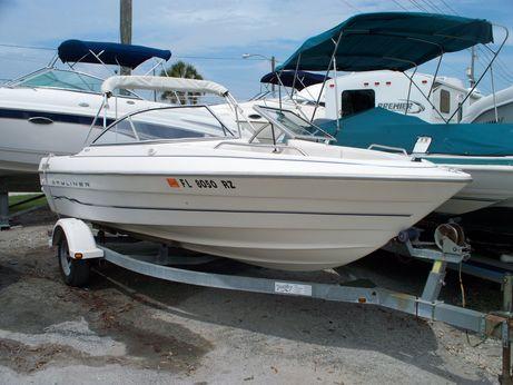 2002 Bayliner Classic Capri 1950