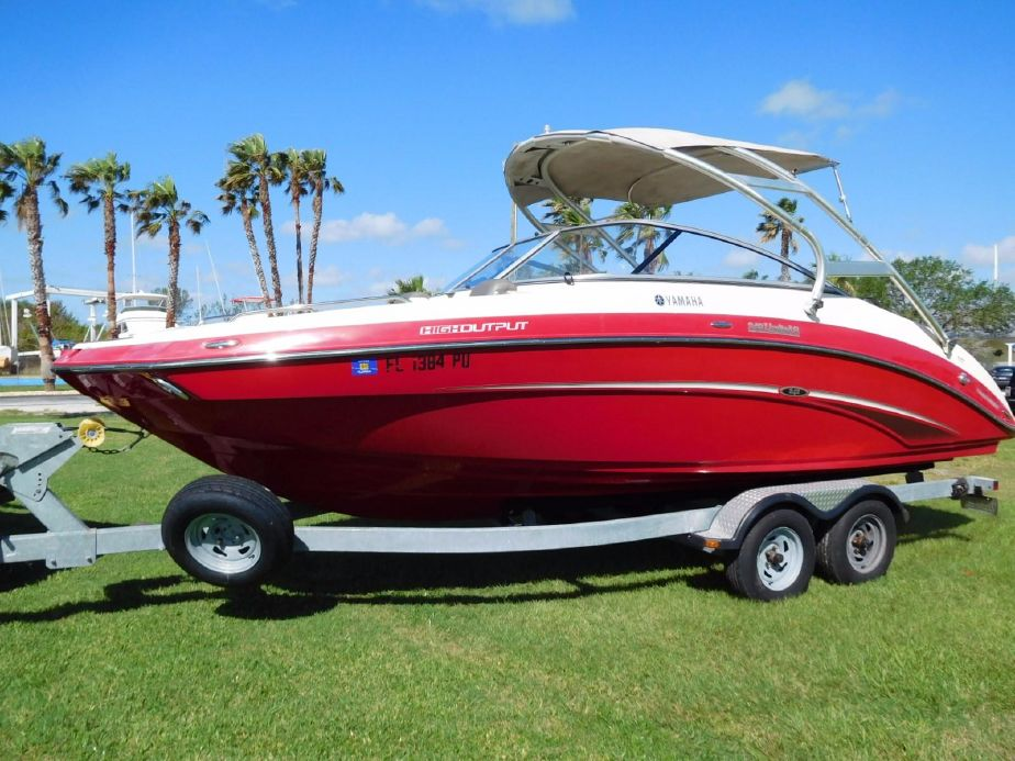 2014 Yamaha Boats 242 Limited S Power Boat For Sale Www