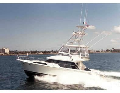 2005 Mikelson 43 Sportfisher