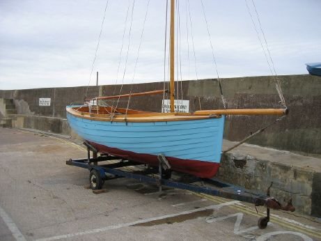 1946 Classic Dayboat Bermudan cutter