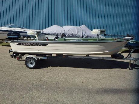 1980 Starcraft 16' FISHING BOAT