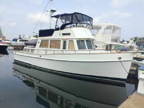 1987 Grand Banks (stabilized) 42 Classic