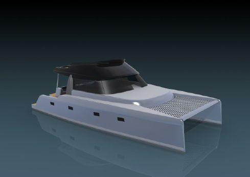 2016 Scape Yachts 42 Power Catamaran