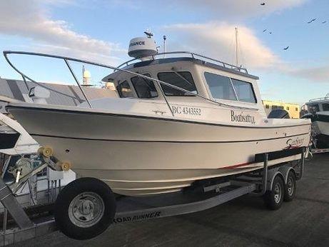 2014 Seasport 2400 XL