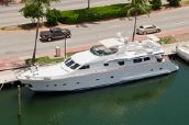 photo of 92' Versilcraft Italian Flybridge USCG doc
