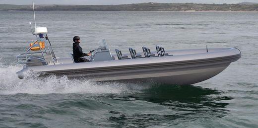 2015 Guardian Rhib 12 Passenger - Fast Patrol Boat Rapid Response