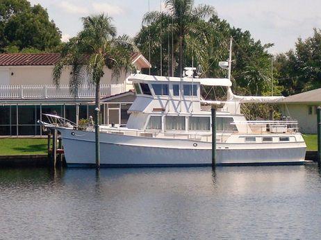 1986 Grand Banks 49 Motoryacht