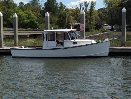 2005 Terry Jason 28 Downeast Style Lobster Boat