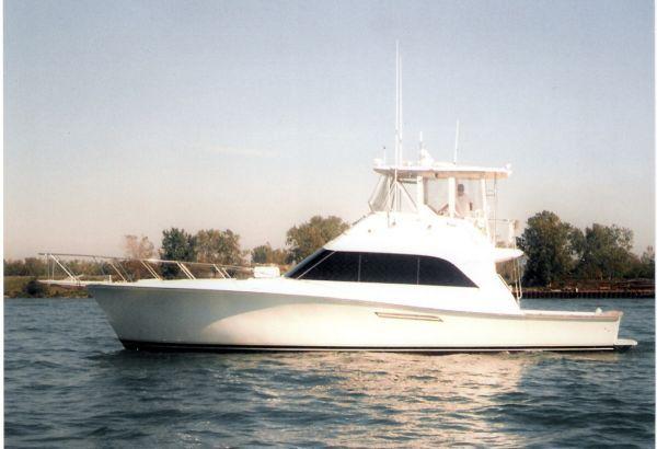 1989 Ocean Yachts 48 Super Sport Power Boat For Sale Www
