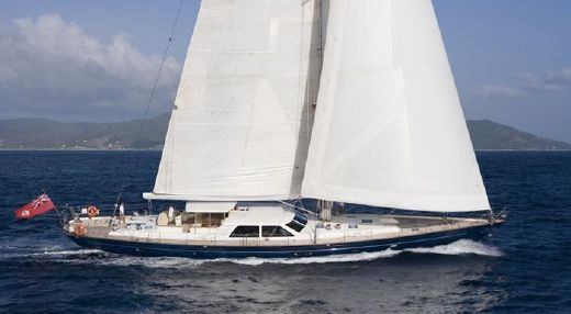 2005 Danish Yacht / Holland Jachtbouw Long Distance Luxurious Cruising Sailing Yacht