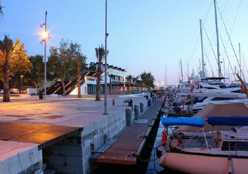 2014 Berth 3-30m In Palma De Mallorca (MARINA MOLL VELL)