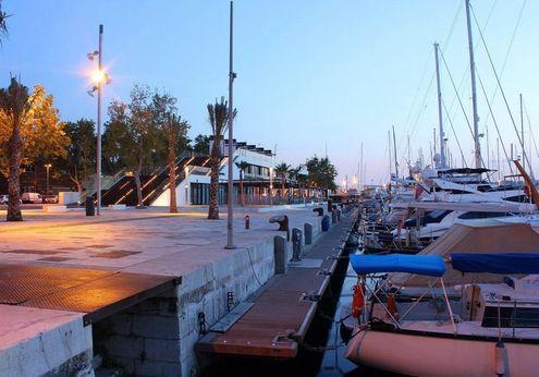 2014 Berth 1-30m In Palma De Mallorca (MARINA MOLL VELL)
