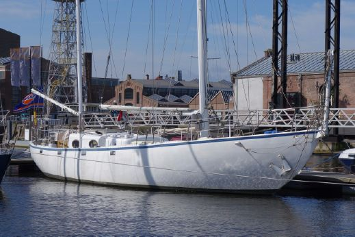 1951 Ketch One-Off 62'
