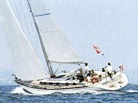 1990 X-Yachts X-512