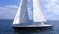1987 Dynamique Yachts Custom Sloop