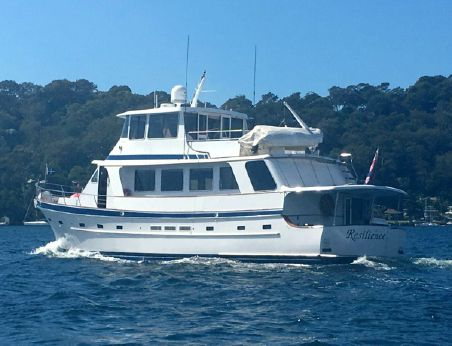 1985 Cheoy Lee 61 Long Range Motor Yacht