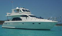 2007 Hampton 600 Sundeck Motor Yacht