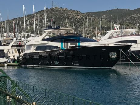 2008 Riva 92' Duchessa