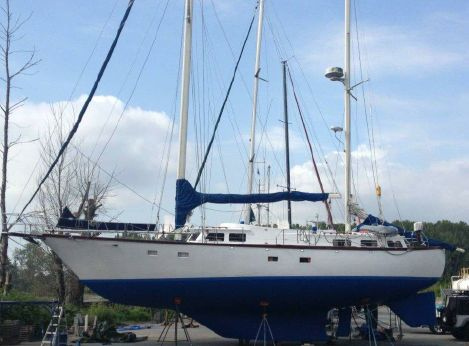 1984 Custom Ketch