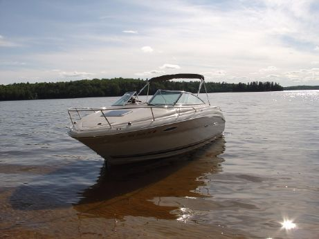 2004 Sea Ray 215 Weekender