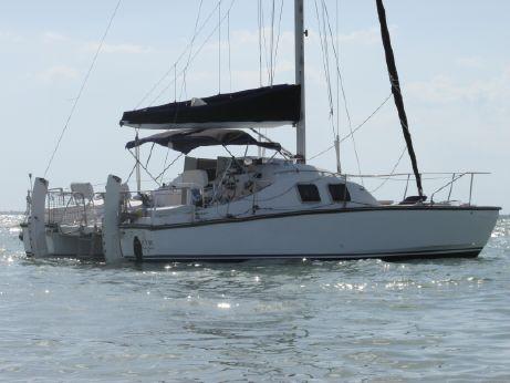 1991 Carlson Catamaran Ultimate Concept 32