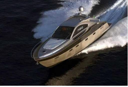 2008 Prinz Yachts 54 COUPE
