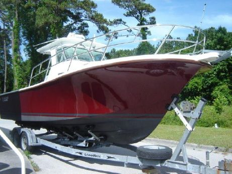 2002 True World Marine TE288