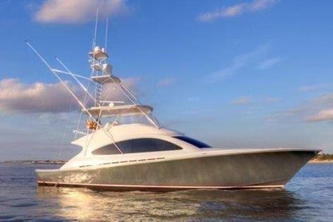 2015 Ocean Yachts 64 Makaira