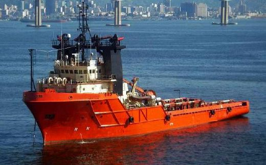 1983 Custom DP1 Offshore Support Vessel