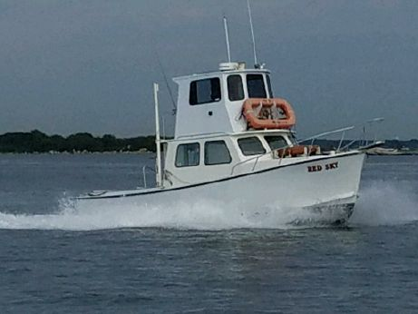 1982 Legnos Marine Downeast 35