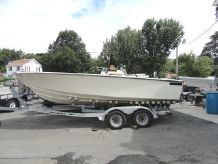 2012 Custom 22 Deep Vee ala Sea Craft 23