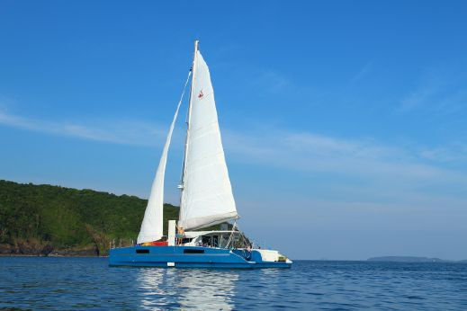 2016 Nicolas Gruet Catamaran 54