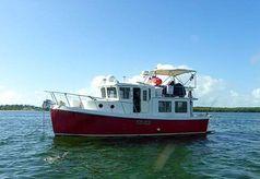 2002 American Tug 34